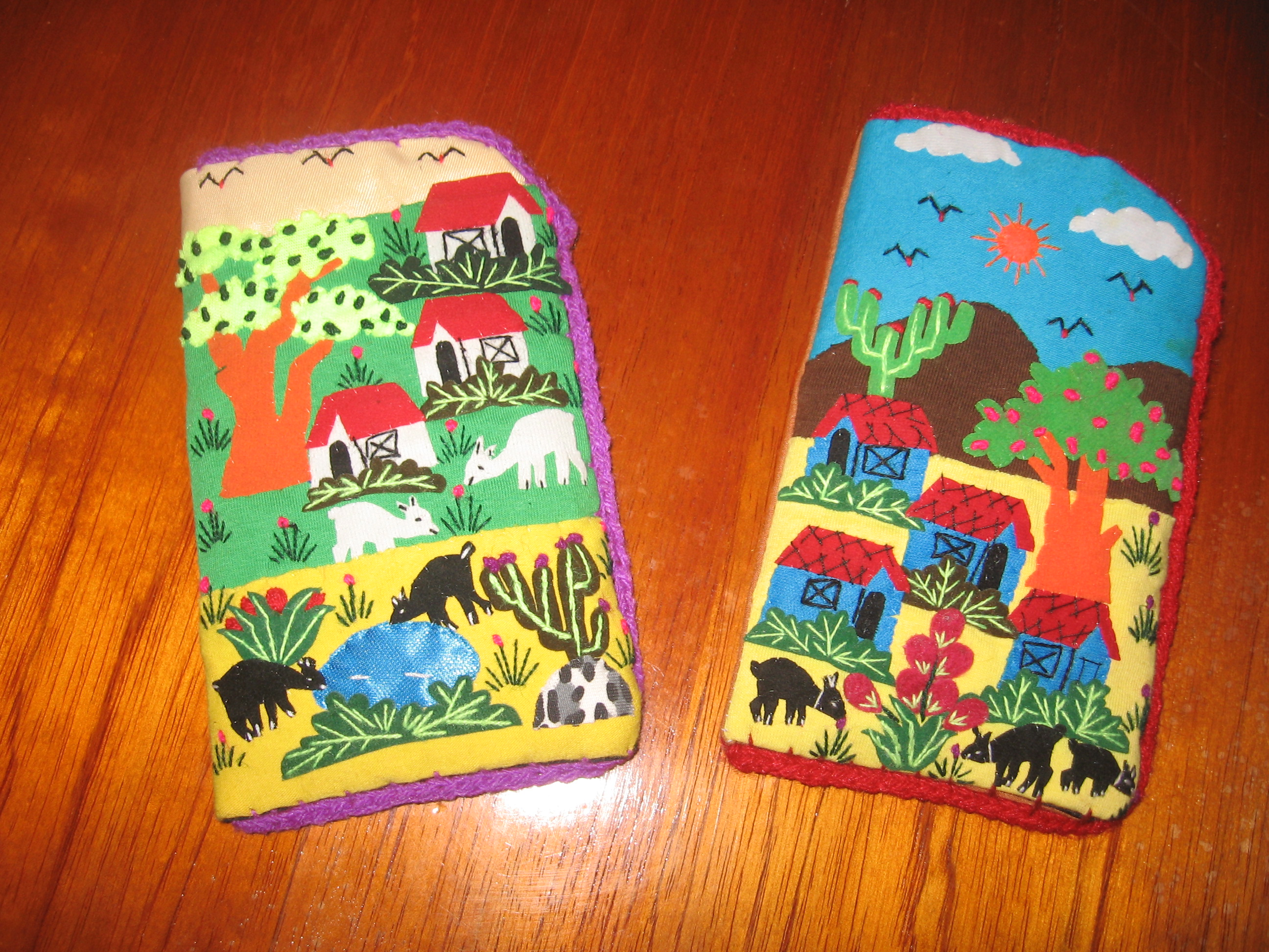 De ramos handicrafts glasses cases lima professional for How to be a professional shopper